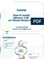 [VMWARE][ENG]How-To Simple install Alfresco 3.2R CE on an Ubuntu Virtual Server