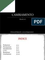 Cambiamento - eBook 1 - Emanuele Rapisarda - Acchiappamente