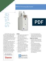 Dionex ICS2000 Data Sheet