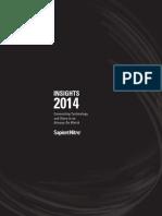 SapientNitro Insights 2014