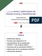 OI-NF - Fundamentos y Aplicaciones -Junio 2009