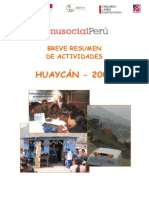 Huaycan, Peru Profile