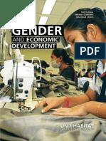 Gender and Economic Development