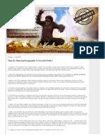 Strahlenfolter Stalking - TI - Michael Gleim - Tips für Überwachungsopfer & Vorsicht Falle - gefoltert.blogspot