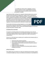 Revision y Discuciones Platano y Manzana