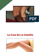 ¿Cómo se ve la celulitis cuando se cura?