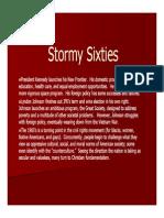 38 Stormy Sixties