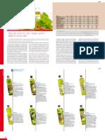 """8 aceites de oliva """"extra virgen"""" analizados."""