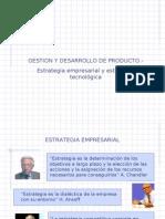 4. ESTRATEGIA TECNOLOGICA