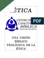 ÉTICA CRISTIANA 2012 2013