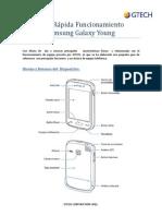 Draft Guía Rápida Funcionamiento Samsung Galaxy Young