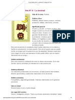 Oraculo Belline Nº 8 - La Amistad _ La Magia del Tarot