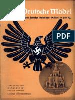Das Deutsche Mädel - 1936 - Oktober