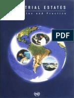 Industrial Estates Principles and Practice
