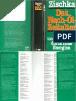 Das Nach - Öl - Zeitalter_Anton Zischka_1981