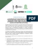 Boletín de Prensa GAI - No 002