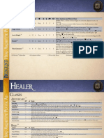 Descent 2nd Ed Hero Character and Class Tables (Without Conversion Kit) v2