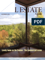 Santa Fe Real Estate Guide, Nov. 2009