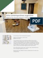 Arte Contempor Neo Argentino 37a3741