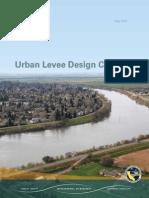 Urban Levee Design Criteria