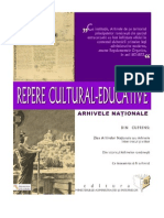 Repere Culturale Arhivele Nationale