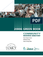 2006Green Book CommunityResourceDirectory