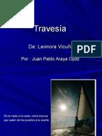 Travesia Juan Pablo Araya
