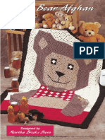 Teddybear Afghan