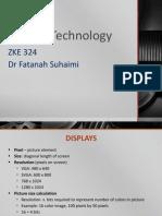 Display Technology 1