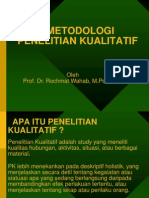Intro to Qualitive Research Ppt