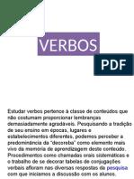 apresentação sobre verbos  - versão 2