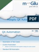 Moogile Qa Automation