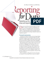 KPMG Article Reporting for Duty Assoc Financial Professionals March2011