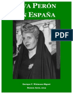 EVA PERÓN EN ESPAÑA_Enrique F. Widmann-Miguel _3ra edición-2014