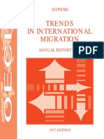 OECD 1996 Trends in International Migration