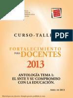 Tema 1 Antologia 2013