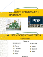 Arenas en Hormigones y Morteros 1197305809741815 3