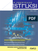 Buletin edisi 1 - 2013
