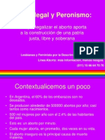 Aborto Legal y PeronismoFINAL