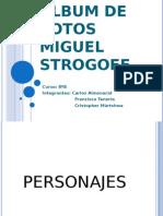 Álbum de fotos  Miguel Strogoff 8