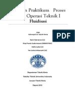 Laporan Praktikum Proses  Unit Operasi Teknik I
