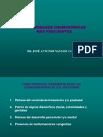 TEMA 6 CLINICA DE ABERRACIONES CROMOSOMICAS POR JOS+ë NASTASI