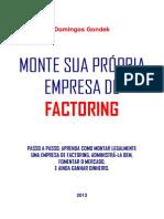 181995564 Monte Sua Propria Empresa de Factoring