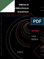 OECD 1999 Trends in International Migration