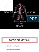 arterail venoso