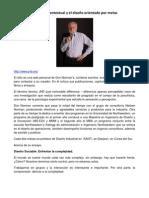 Sesión 13. El análisis contextual y el diseño orientado por metas.