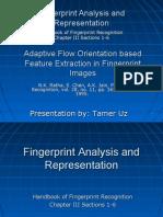 Finger Matching