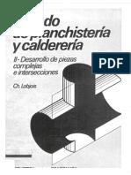 Trazado de Planchisteria y Caldereria T.1
