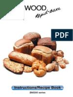 Kenwood rapid bake booklet breads flour forumfinder Gallery