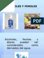 Alcholes y Fenoles